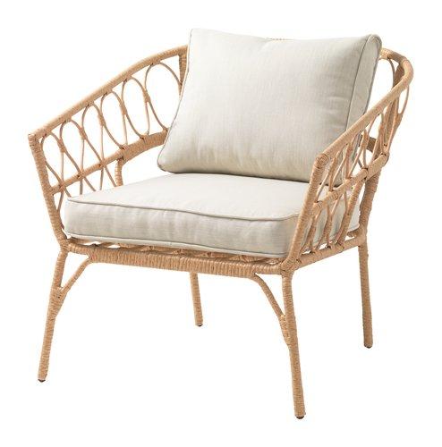 Lounge stolica JENNUM natur