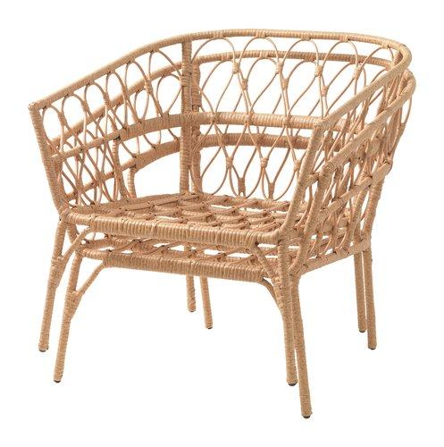 Лаунж крісло JENNUM натура