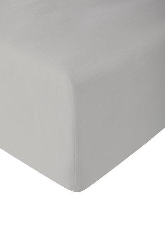 Spannleintuch 100x200x25cm weiß