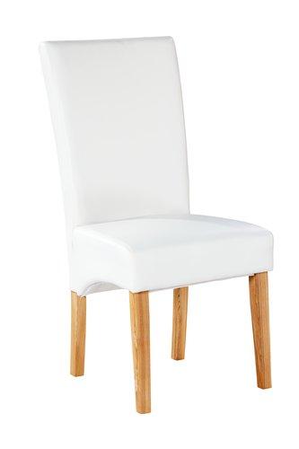 Cadeira jantar JULLERUP branco