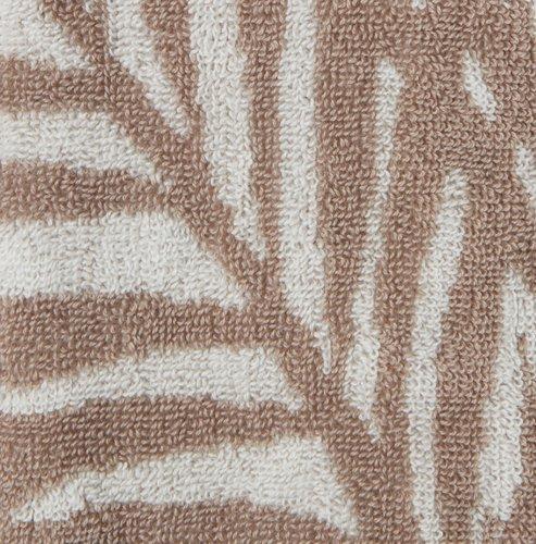 Badhanddoek HORDA 70x140 grijs