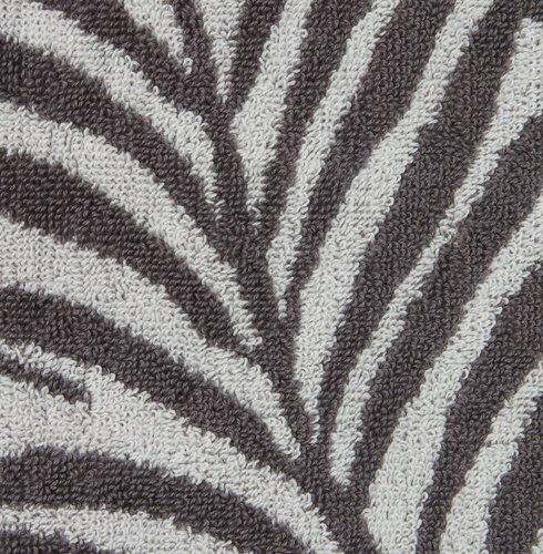 Toalla de mano HORDA 50x100 gris