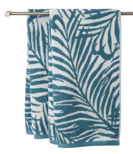 Πετσέτα χεριών HORDA 50x100 γκριζο-μπλε