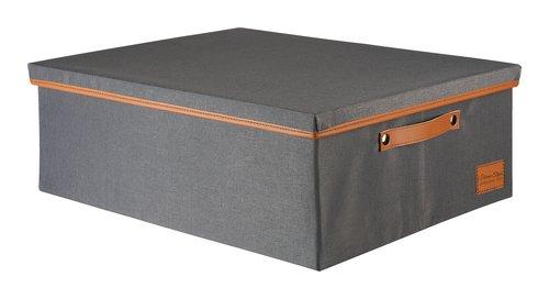 Aufbewahrungsbox LARA 44x56x20 grau