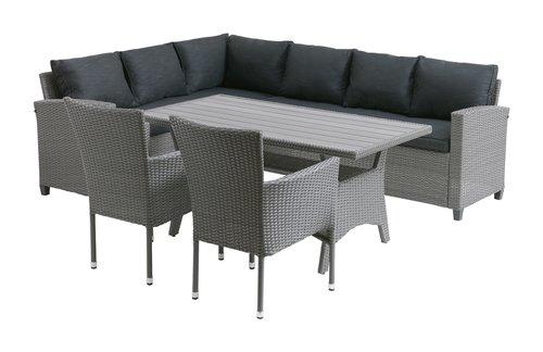 Садовый стул AIDT серый