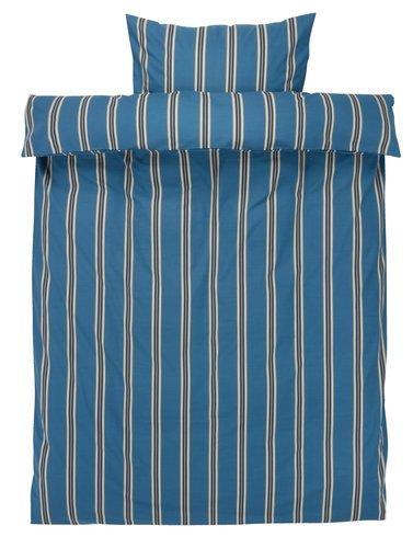 Povlečení IRENE 140x200 modrá