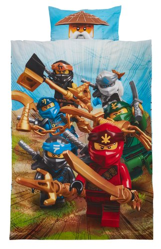 Pussilakanasetti LEGO NINJAGO 150x210