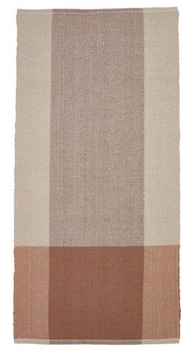 Tappeto BERGASTER 70x140 beige/marrone