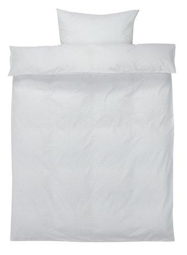 Pościel DANA 140x200 biały