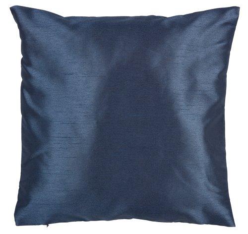 Kussenhoes LUPIN 40x40 zijdelook gr-blau
