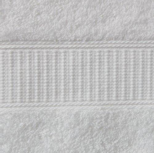Gant toilette KRONBORG DE LUXE 16x21 b.