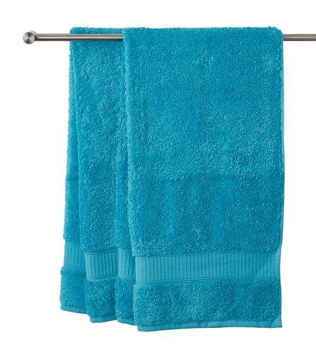 Asciugamano KRONBORG DE LUXE blu