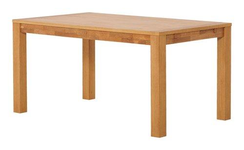 Ruokapöytä HAGE 90x150 royal tammi