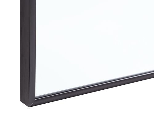 Speil ILBJERG 40x160 svart