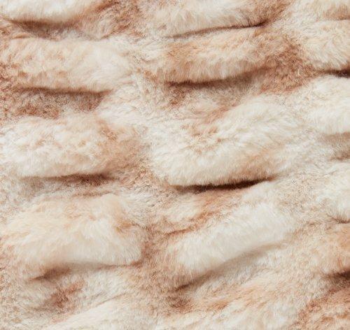 Plaid ERANTHIS 130x170 beige