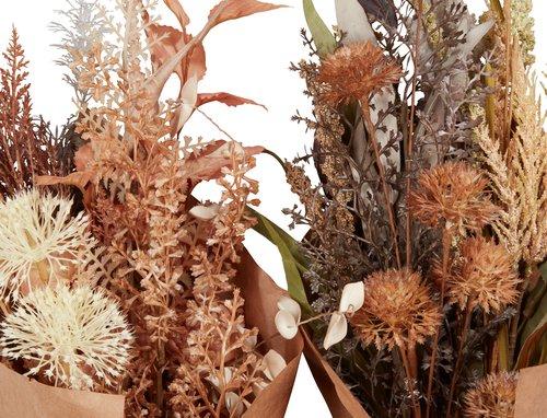 Изкуствено растение DAVID В65см асорти