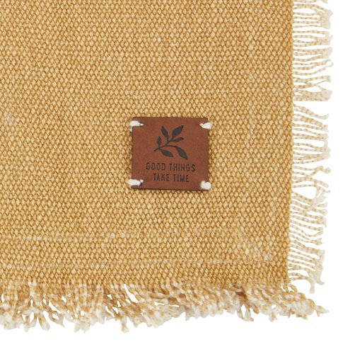 Corre-mesa BEKKEBLOM 40x150 amarelo