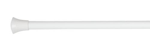 Gordijnroede KULA 160-300cm wit