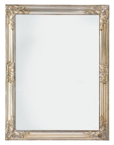 Oglindă NORDBORG 70×90 argintie