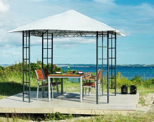 Pavilion FAABORG 300x300 alb