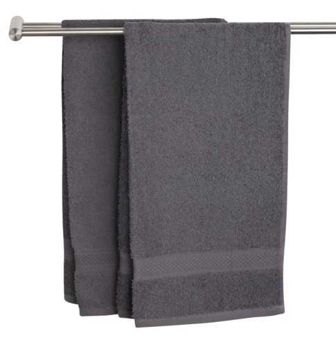Bath towel UPPSALA grey