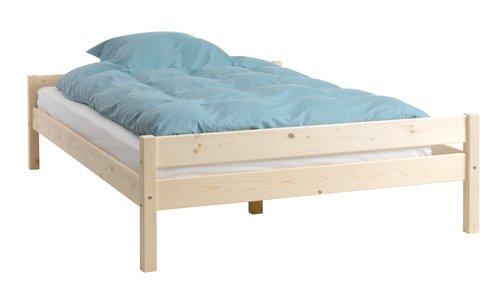 Okvir kreveta SALLINGE 180x200cm natur