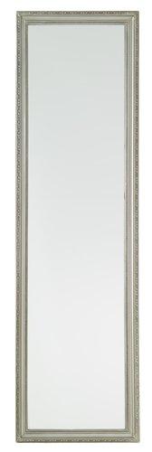 Ogledalo DRONNINGLUND 36x124 cm srebrna