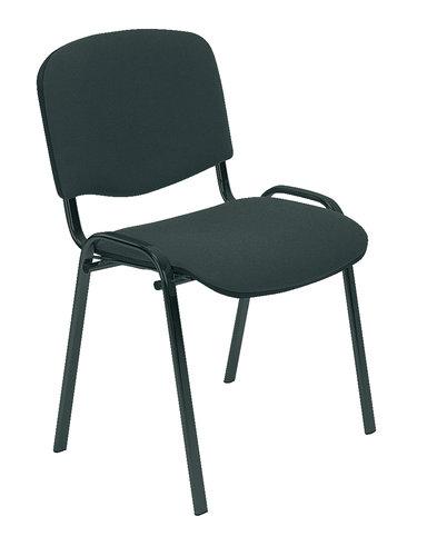 Krzesło TAASTRUP stal/czarne