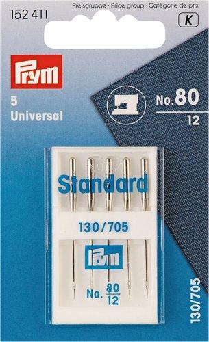 Symaskinnåler nr. 80 5 stk/pk