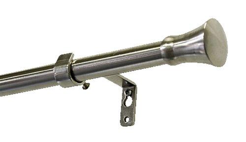 Корниз CONE 120-210 стомана