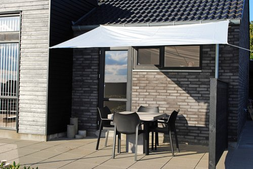 Sun shelter HOLD-AN W250xL300 off white