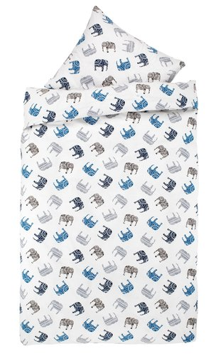 Set posteljine ESTELLE flanel 140x200 pl