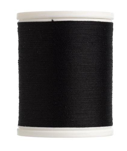 Sytråd 500m svart bomull