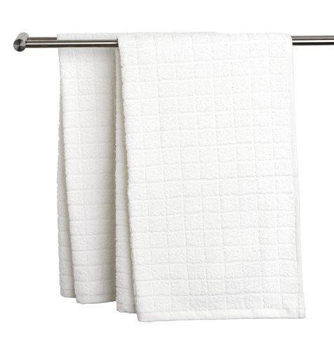 Fürdőlepedő KARBY 65x130 fehér