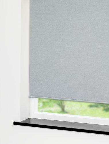 Rullgardin Mörkl. FALSTER 80x170 grå