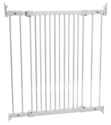 Child safety gate SALENE 67-105cm white