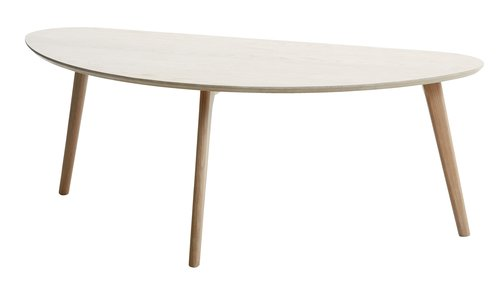 Coffee table LEJRE 60x120 oak