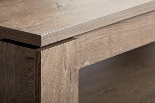 Konferenční stolek VEDDE 60x110 div. dub