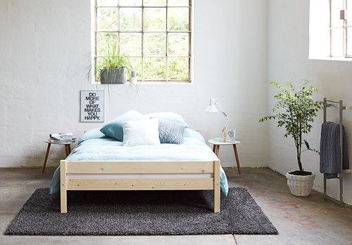 Rama łóżka SALLINGE 180x200cm natur.