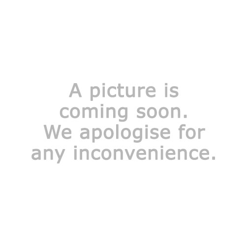 Matta STORBORRE 80x200 svart/vit