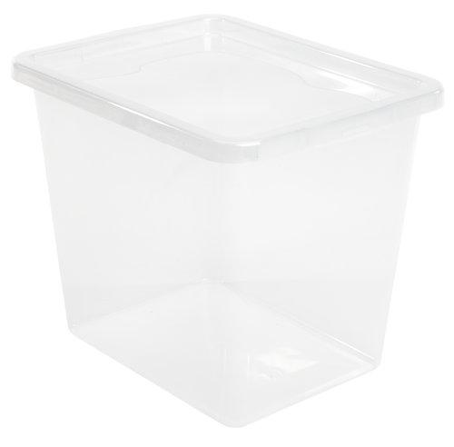 Aufbewahrungsbox BASIC BOX 31L m/Deckel