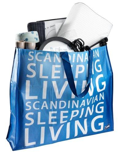 Tasche MY BIG BLUE BAG 18x70x60cm