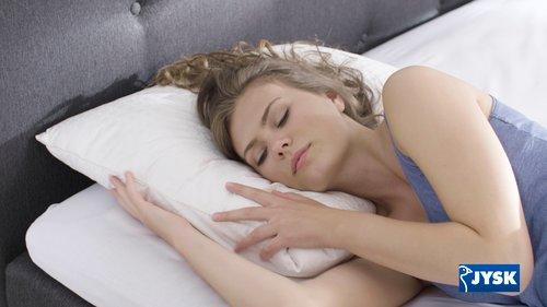 Valitse sopiva tyyny