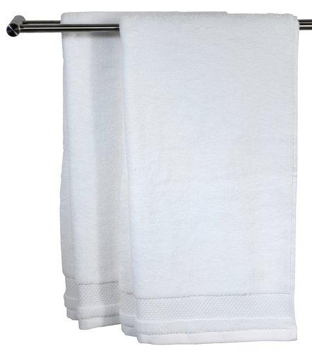 Gæstehåndklæde NORA 40x60 hvid