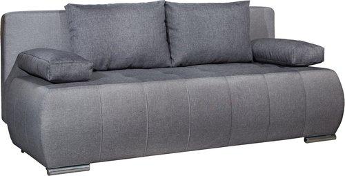 Диван-кровать JANDERUP серый