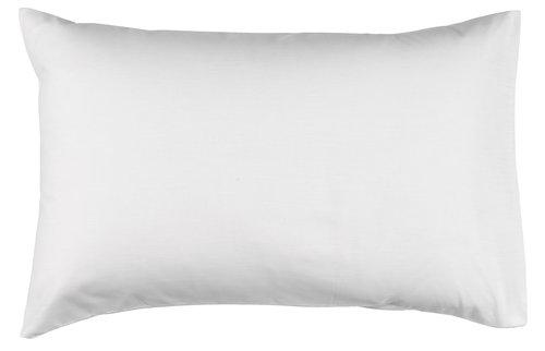 Pillowcase percale 50x70/75 white