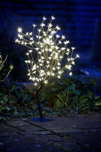 Ljusträd HEIMDAL H80cm m/128 LED