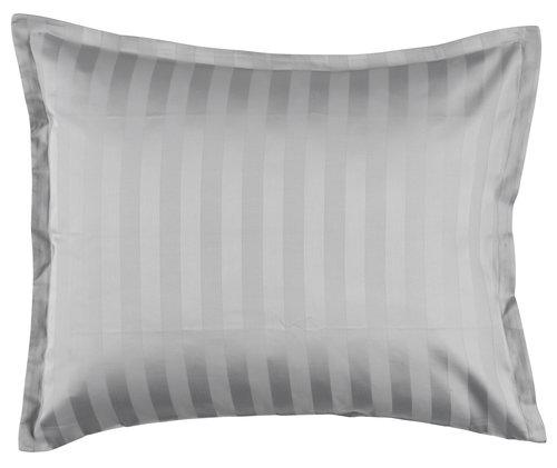 Tyynyliina NELL Satiini 50x60 v.harmaa