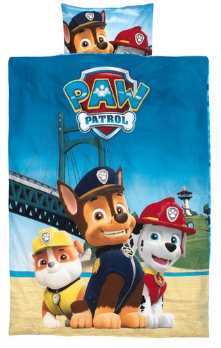 Påslakanset PAW PATROL JUN