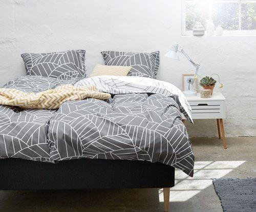 Спално бельо с чаршаф PAULA 200x220
